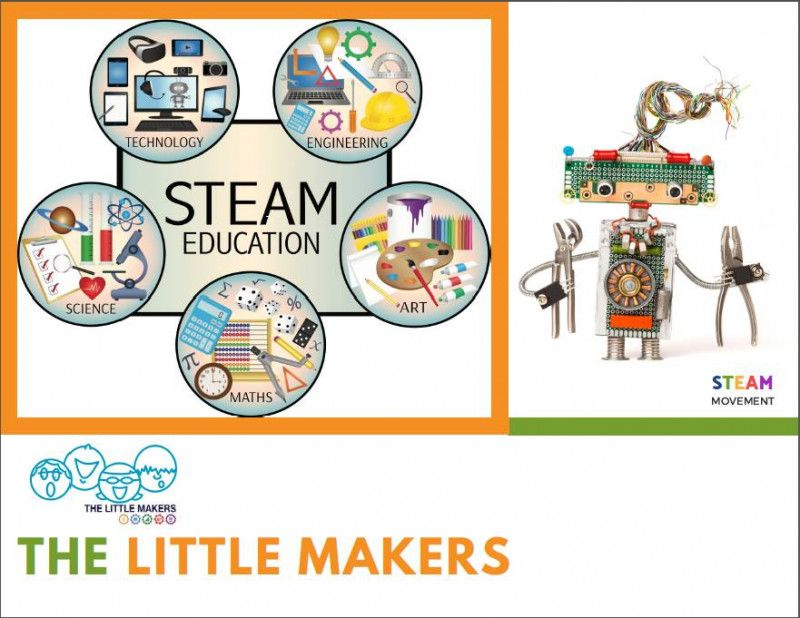 The Little Makers What Made Us Get Involved In Stem Education Education Destination Malaysia