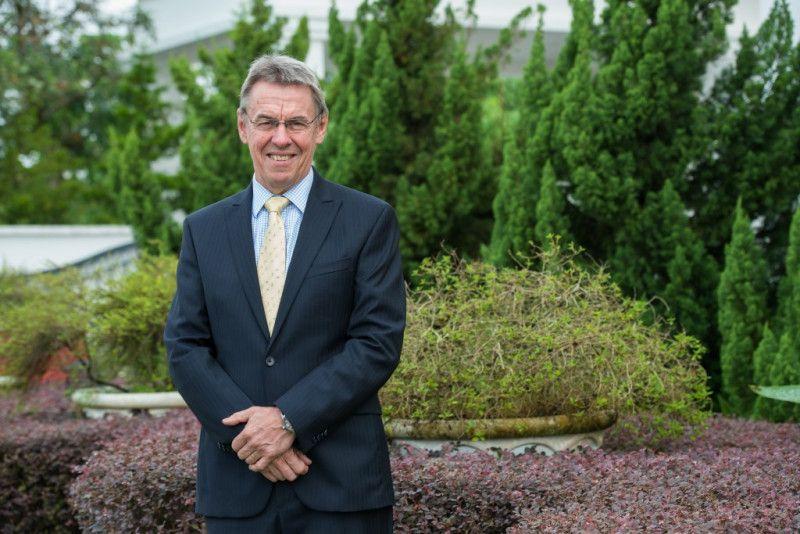 Principal, Simon Leese