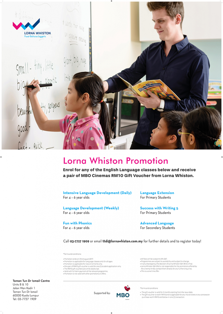 Lorna Whiston Language Classes Promotion Aug 17 small