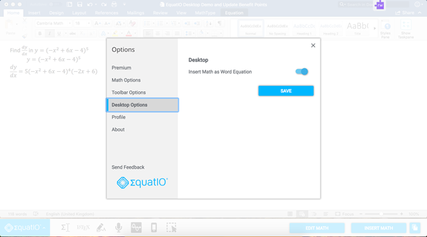 EquatIO is Getting Smarter for Higher Ed