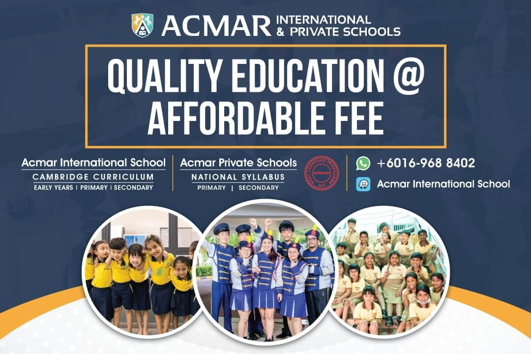 ACMAR International School Quality Education And Affordable Fee