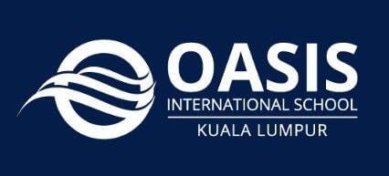 Oasis International School KL Blue And White