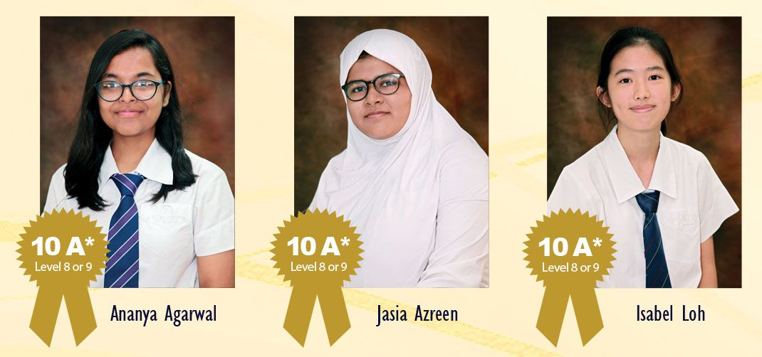 Jerudong International School students achieve excellence in IGCSE Results